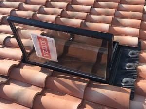 fenêtre de toit Bras