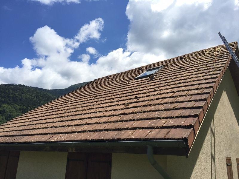 nettoyage de toiture à marseille